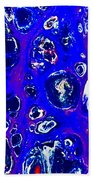 Purple Daze Beach Towel