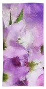 Purple Dreams Beach Towel