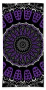 Purple Passion No. 1 Beach Towel