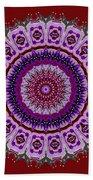Purple Passion No. 2 Beach Towel