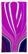 Purple Perfection Beach Towel
