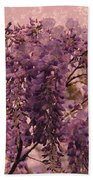 Purple Pleasures Beach Towel