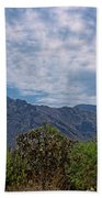 Pusch Ridge Morning H26 Beach Towel