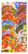 Puzzles Beach Towel