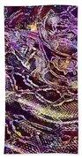 Python Snake Wildlife Animal  Beach Towel