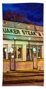 Quaker Steak And Lube Beach Sheet