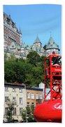 Quebec City 57 Beach Towel