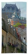 Quebec City 62 Beach Towel