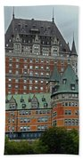 Quebec City 70 Beach Towel