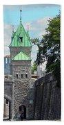 Quebec City 82 Beach Towel