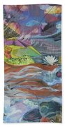 Queen City Dreaming Beach Towel