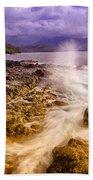 Queen's Bath Princeville Kauai 2015 Beach Towel