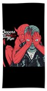 Queens Of The Stone Age Beach Towel