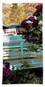 Quiet And At Peace Beach Towel