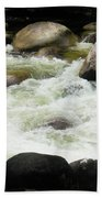 Quiet - Mossman Gorge, Far North Queensland, Australia Beach Towel