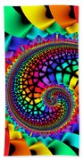 Quite In Different Colours -13- Beach Towel