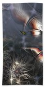 Quixotic Cerebrations Beach Towel