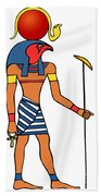 Ra - God Of The Sun Beach Towel