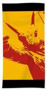 Rabbit Heist Beach Towel