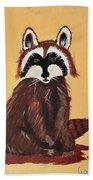 Raccoon  Beach Sheet