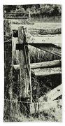 Rail Fence Beach Sheet