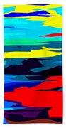 Rainbow 4 Beach Towel