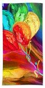 Rainbow Chaser Beach Towel