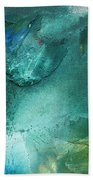 Rainbow Dreams Iv By Madart Beach Towel