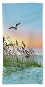 Rainbow Dune Beach Towel