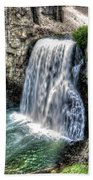 Rainbow Falls 5 Beach Towel