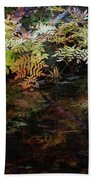 Rainbow Pickle Creek Reflections 6272 H_3 Beach Towel