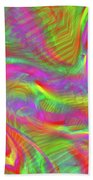 Rainbowlicious Beach Towel