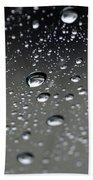 Raindrops  1 Beach Sheet