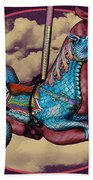 Rainey The Dragon-horse Beach Towel