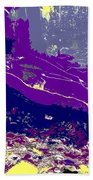 Rainforest Shadows Beach Towel