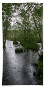 Rainy River. Koirajoki Beach Towel