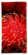 Rambutan Beach Towel