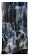 Ramona Falls 3 Beach Towel