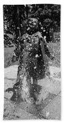 Ramona Puddle Stomping, Beach Towel