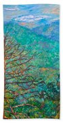 Ranges By Arnold Valley Beach Towel
