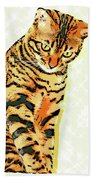 Ravi Series #3 Beach Towel
