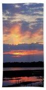 Rays Of Glory Beach Towel