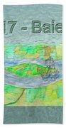 Rdv 2017 Baie-comeau Mug Shot Beach Towel