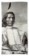 Red Cloud Chief Beach Towel
