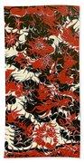 Red Devil U - V1cfs100 Beach Towel