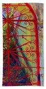 Red Gate Beach Towel