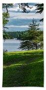 Red Lake Ontario 2 Beach Towel
