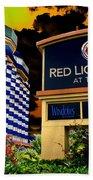 Red Lion Hotel In Spokane Beach Towel