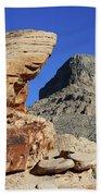 Red Rock Canyon Nv 2 Beach Towel