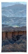 Red Shirt Formation Beach Towel